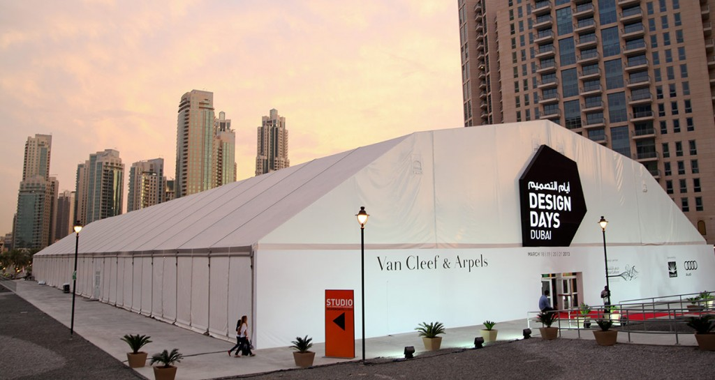 design-days-dubai  Design Days Dubai with the largest number of galleries ever design days dubai 1024x545