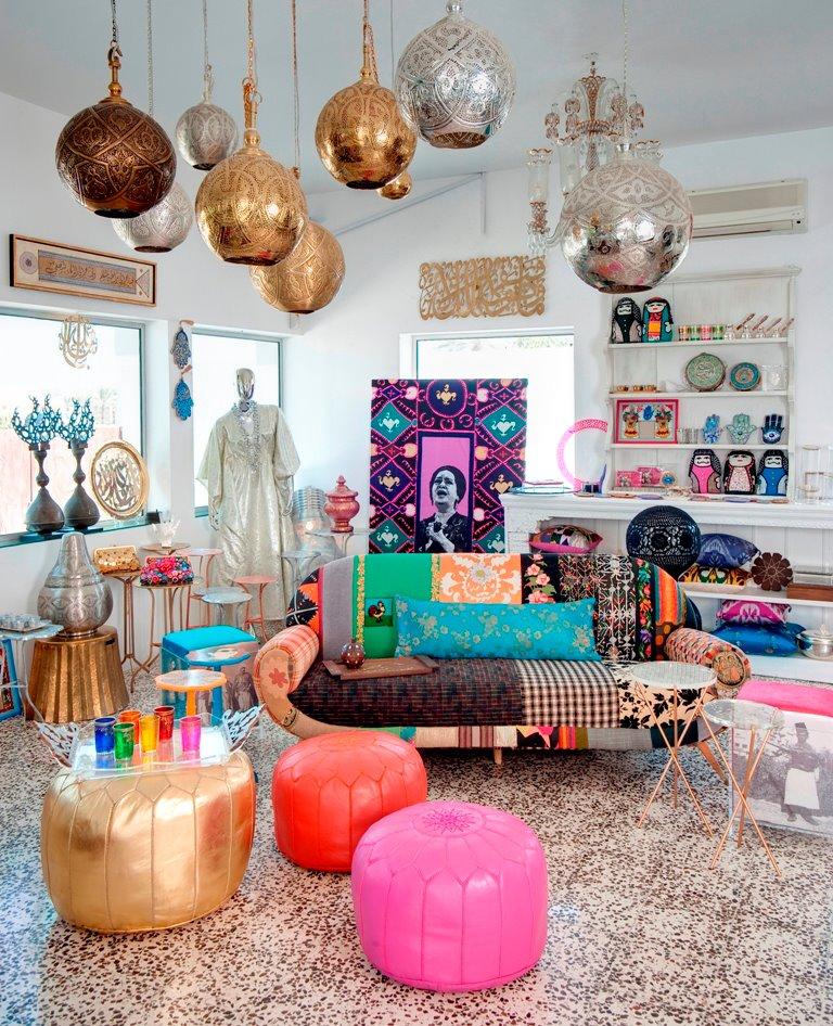 O'de Rose UAE design glamour  The Lap of Luxury: Interior Designs in the Emirates O   de Rose UAE design glamour