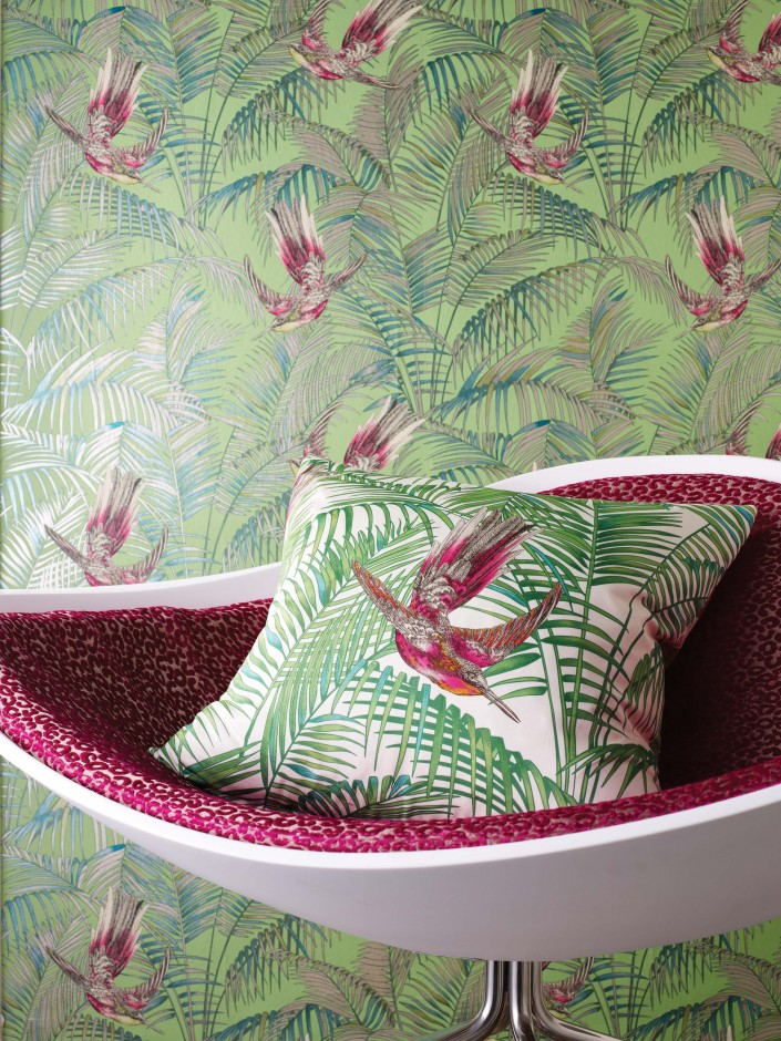OSBORNE AND LITTLE-luxury fabrics-design home  Trendy Fabrics and Wallpapers for Luxury Home Interiors OSBORNE AND LITTLE e1425299695152