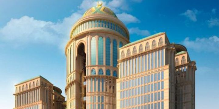 hotel The Biggest Hotel in The World Abraj Kudai 1