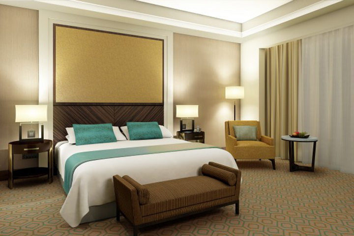 hotel The Biggest Hotel in The World Abraj Kudai 5