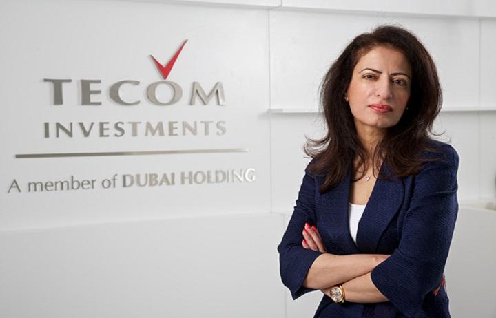 Dr-Amina-Al-Rustamani  Top 10 Most Powerful Arab Women 2015 Dr Amina Al Rustamani
