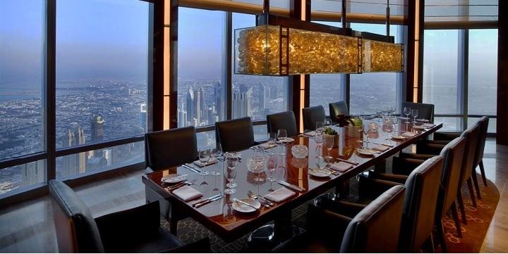 Middle East Best Meeting Restaurants Dubai Restaurants At