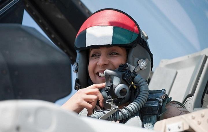Mariam Al Mansouri  Top 10 Most Powerful Arab Women 2015 Mariam Al Mansouri