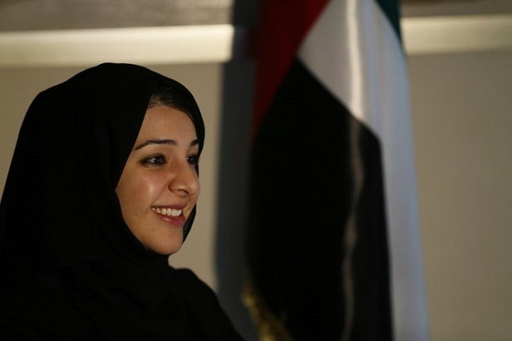 UAE-EXPO2020-TOURISM-ECONOMY  Top 10 Most Powerful Arab Women 2015 Reem Al Hashimy