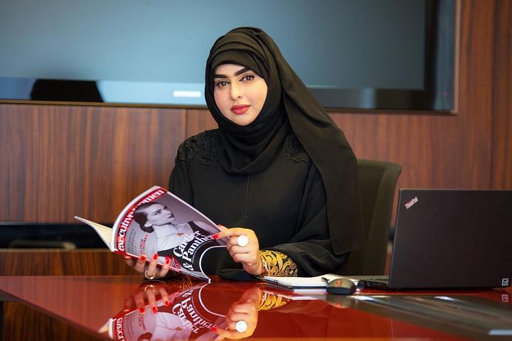 Zainab Mohammed  Top 10 Most Powerful Arab Women 2015 Zainab Mohammed