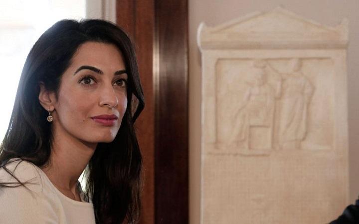 amal_clooney  Top 10 Most Powerful Arab Women 2015 amal clooney