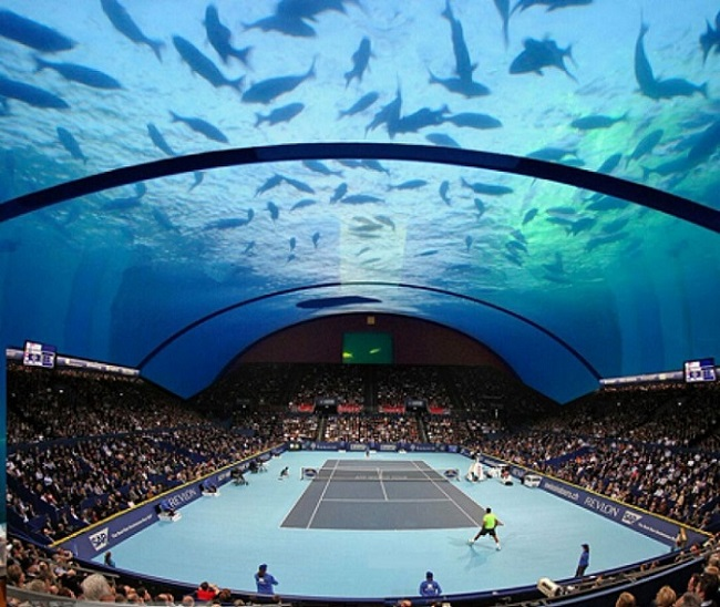 dea1e1a7352ffb274866812d6df35af9_XL  Underwater tennis complex in Dubai dea1e1a7352ffb274866812d6df35af9 XL1