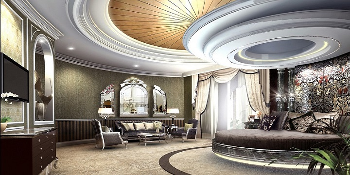 Top 5 Luxury Suites in Qatar SetHeight800 DOH2RoyalSuite11
