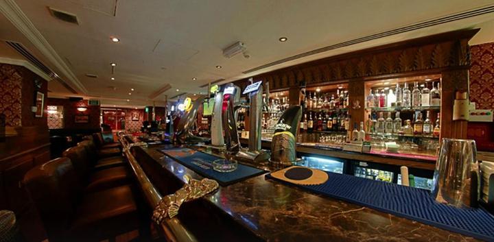 sherlock-holmes  Top Five British Pubs In Dubai sherlock holmes