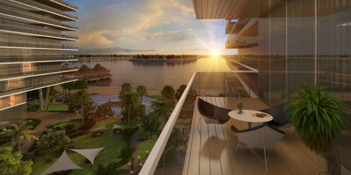 Top 5 UAE residential projects Serenia Residence Palma Holding 2 C  pia