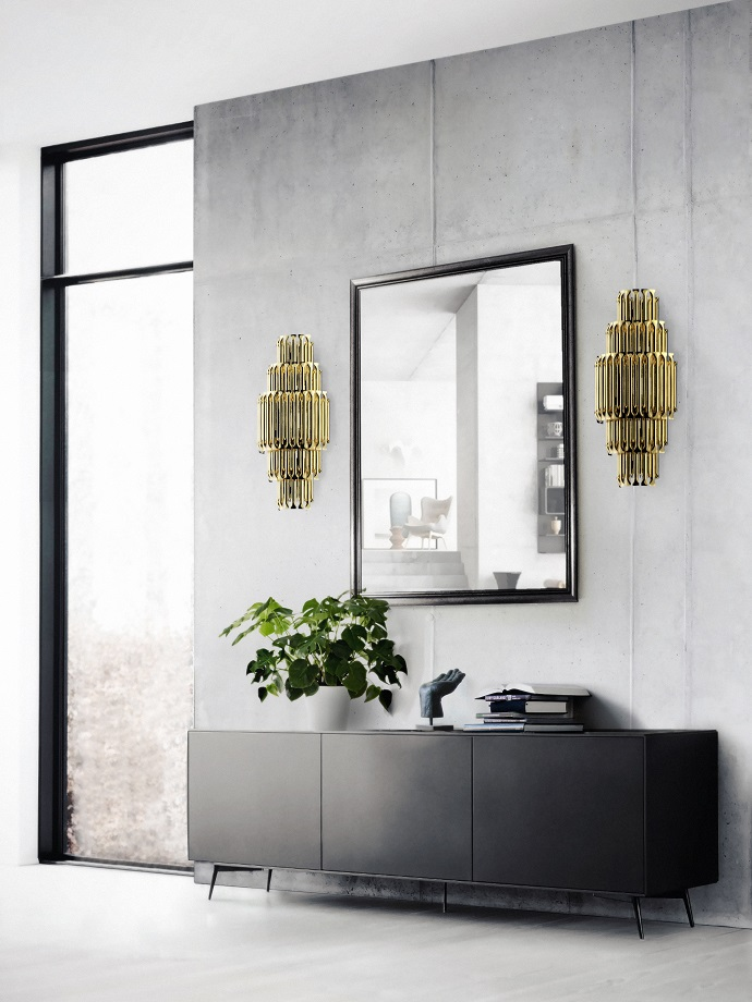 Eid Al Fitr Top 10 Lighting Pieces for Eid Al Fitr Decoration delightfull Matheny Fixture Midcentury Modern Aluminium Lamp