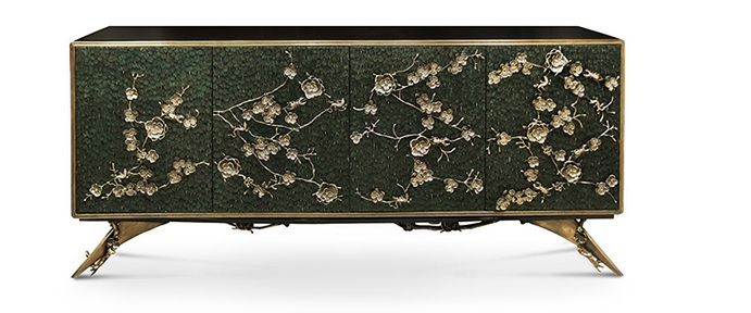 Arabian Design Influence on Luxury Furniture