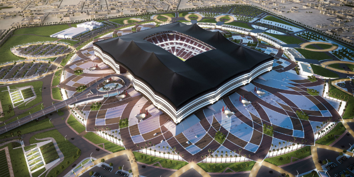 Top 5 Stunning Projects for Fifa World Cup 2022 in Qatar Al Bayt Stadium Al Khor Stadium2