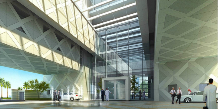 Celebration of Past and Future: The Kuwait Investment Authority New Headquarters  Celebration of Past and Future: The Kuwait Investment Authority New Headquarters Apresenta    o1