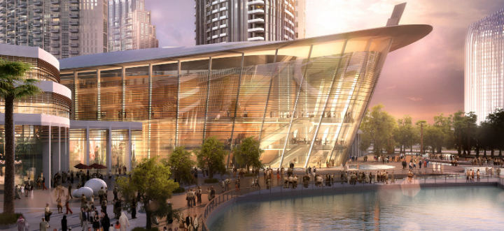 Dubai Opera House dubai opera view02 C  pia