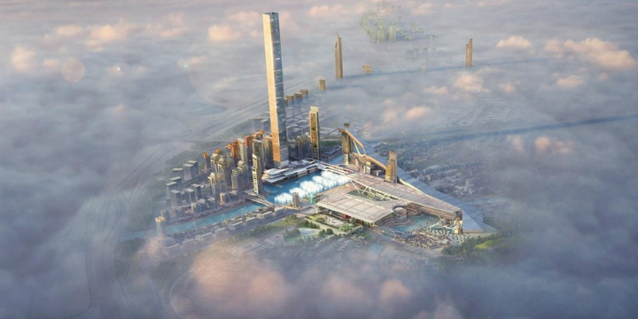 The Meydan One, a Record Breaking Project features