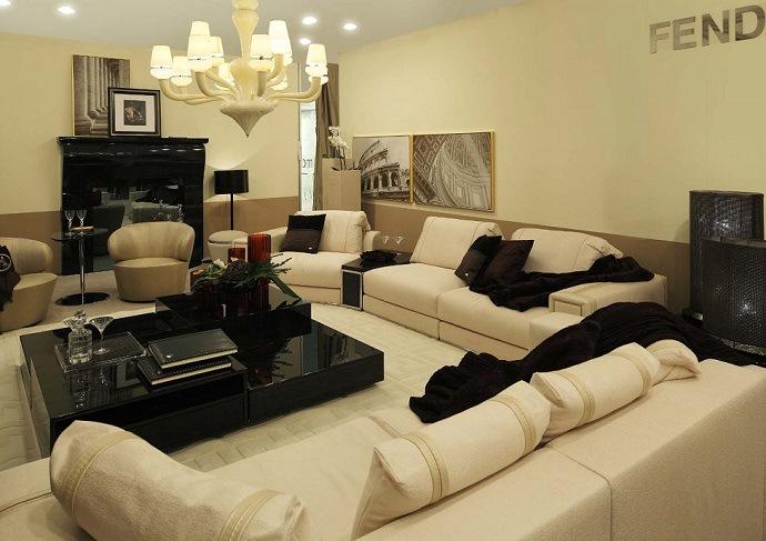 FENDI CASA  Top Furniture Brands, FENDI CASA 9
