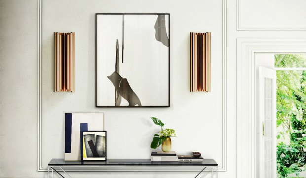 Top 12 Modern Design Wall Lamps for your Living Room feature1