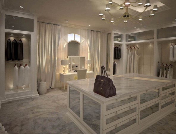 Closets 10 Luxury Modern Closets for the Master Bedroom feature1