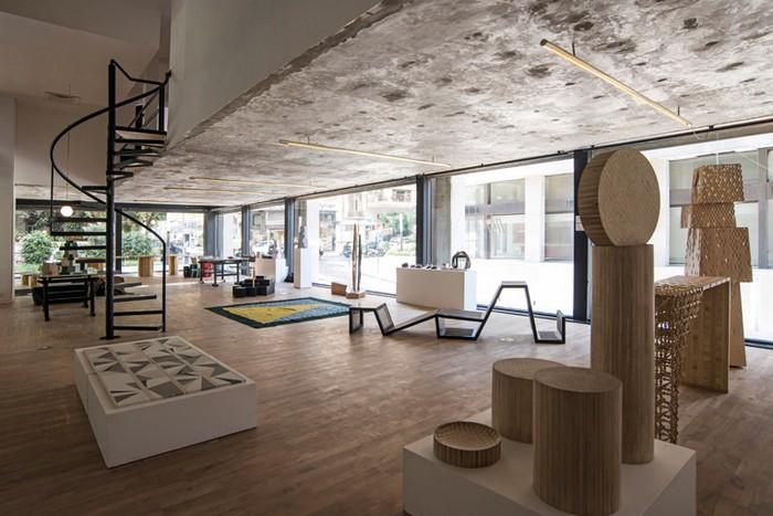 Carwan Gallery Middle East design gallery Carwan Gallery 53