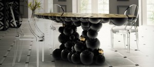 Top 15 gorgeous Modern Dining Tables