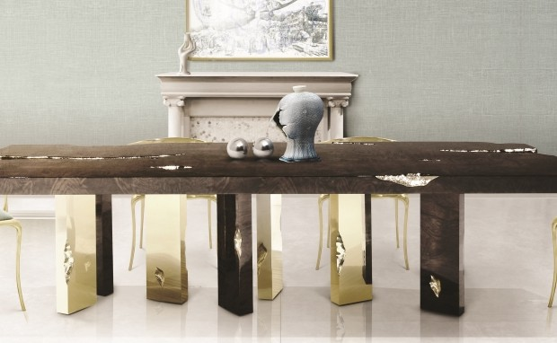 dining room Wonderful Dining Tables for your Dining Room feature 11