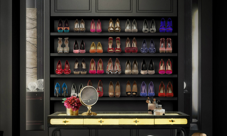 Closets Inspiring walk-in Closets for a luxury home feature 14