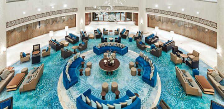 Fairmont Ajman, the new flagship of the United Arab Emirates