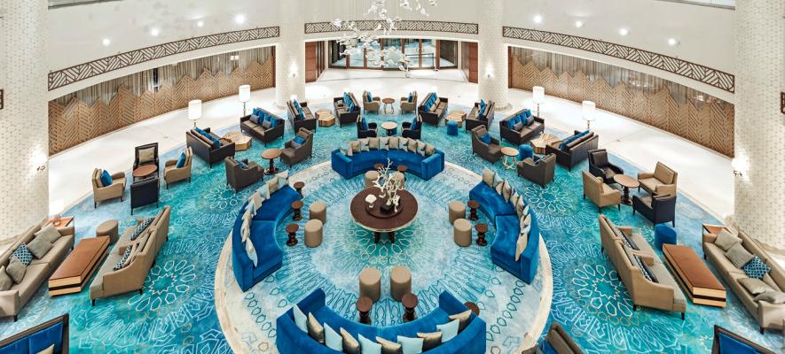 Fairmont Ajman Fairmont Ajman, the new flagship of the United Arab Emirates feature 8