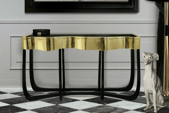 Glamorous Console Tables Glamorous Console Tables for Home Decor feature 4