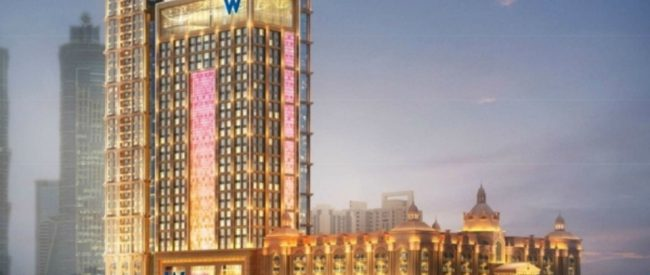 W Hotel The New Luxury W Hotel in Al Habtoor feature 650x275