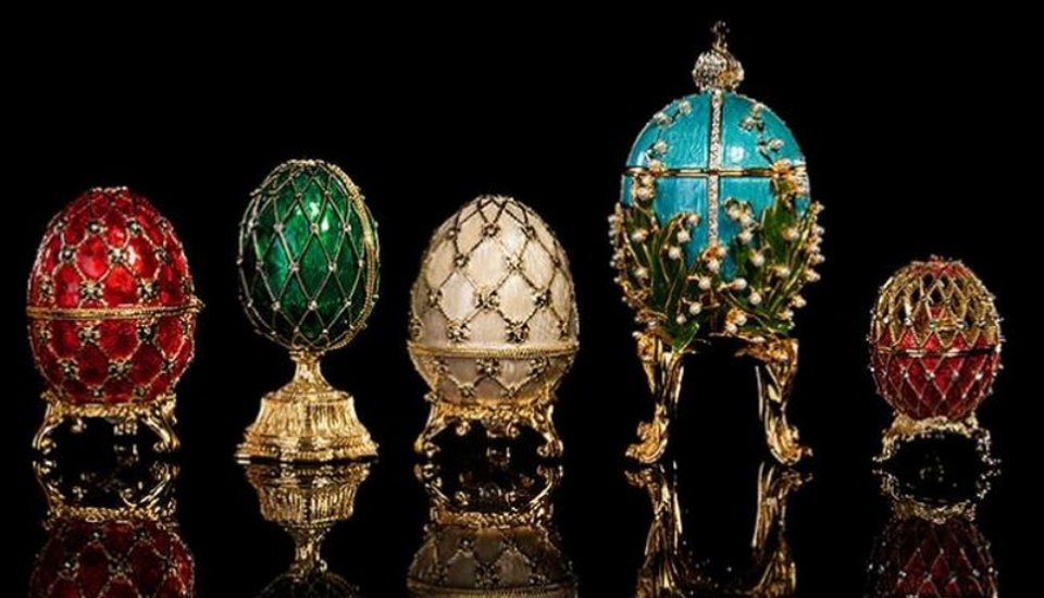 Timeless Class: The Fabergé Eggs 11 1