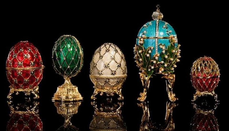 Timeless Class: The Fabergé Eggs 11 1