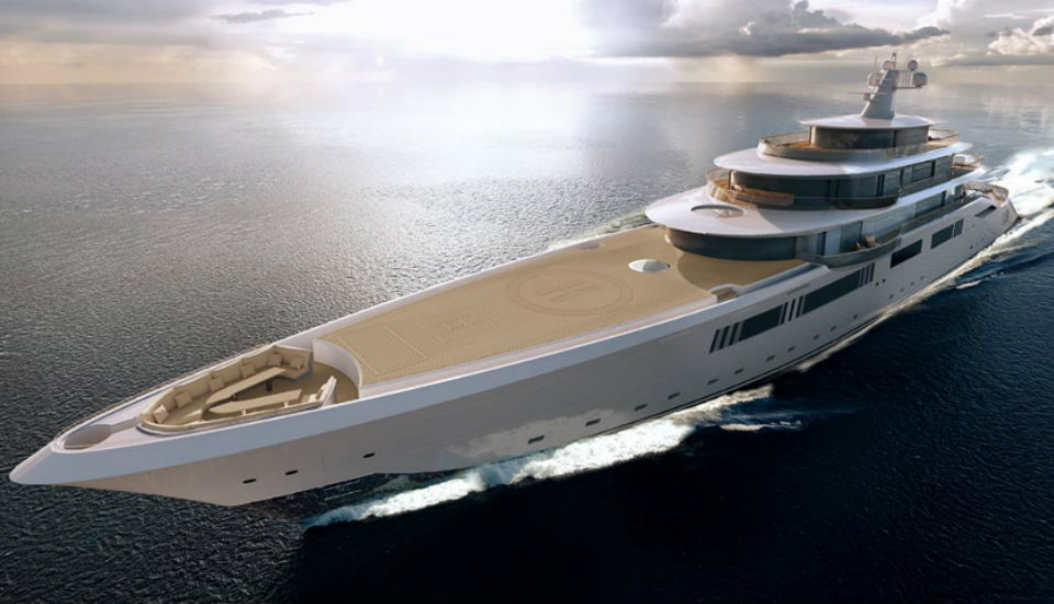 This  Super Luxury Yachts Will Blow Your Mind 14 1