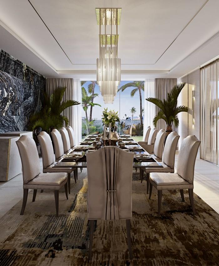 A Georgeous Interior Design by Roberto Cavalli 4 14