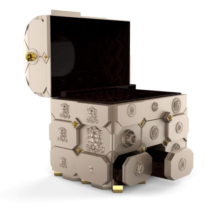 An Exclusive Jewelry Box that You Need to See 4 5