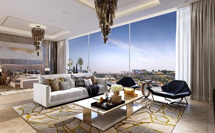 A Georgeous Interior Design by Roberto Cavalli 5 14