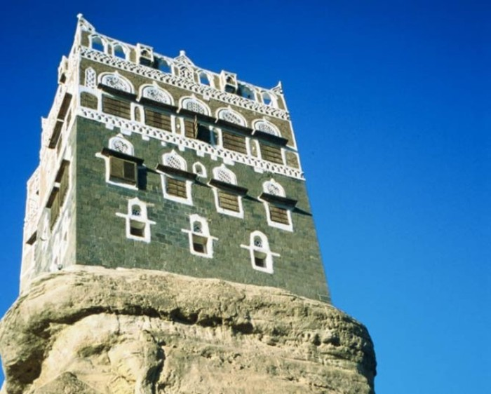 Astonishing Buildings To Visit  in the Middle East 8 1