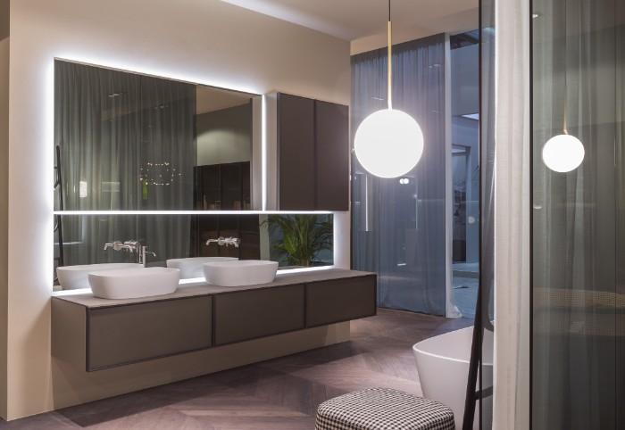 Salone del Mobile  Set The  2018 Bathroom Trends 8 2