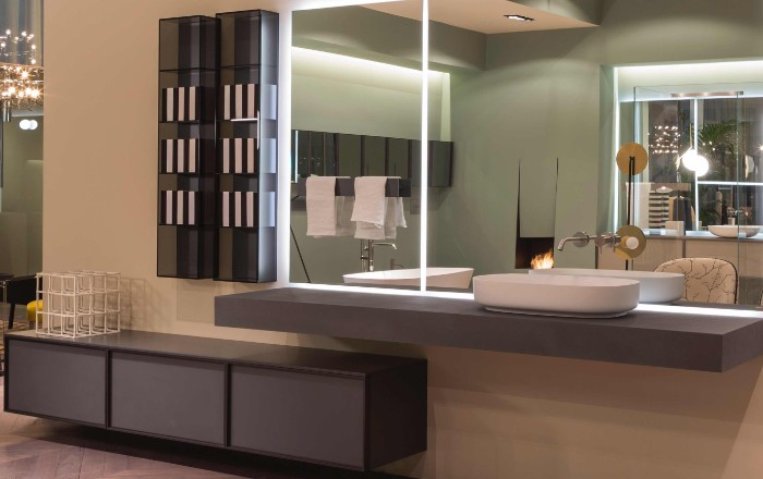 Salone del Mobile  Set The  2018 Bathroom Trends 9 2