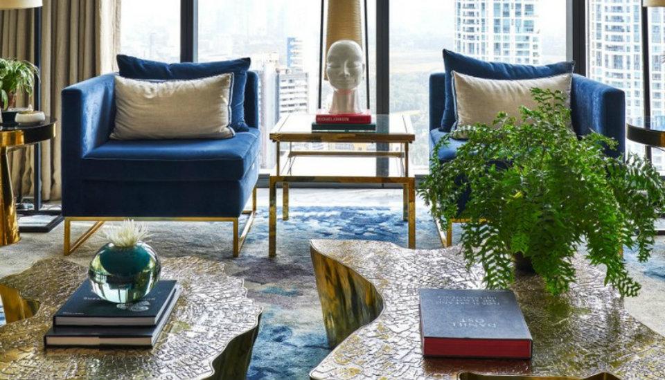 A Superb Residence By Hirsch Bedner Associates 14