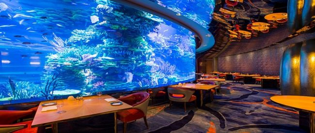 Dubai's Most Exotic Restaurants To Visit 2016 almahara 1 base 1 650x275