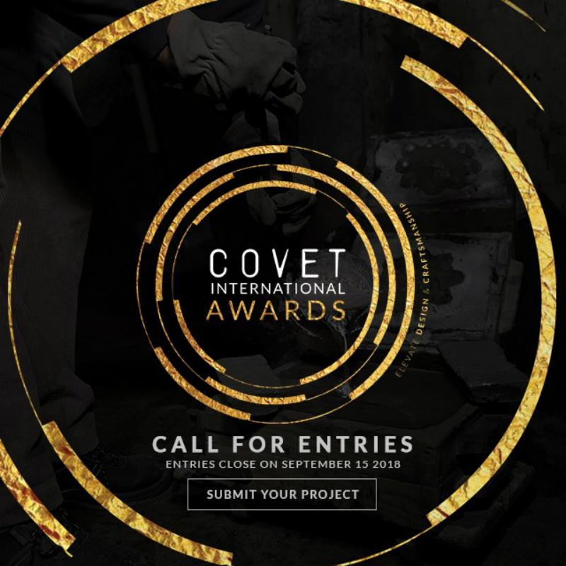 Covet Awards Covet Awards: Reinventing The Future Of Interior Design covet international awards set to elevate design and craftsmanship