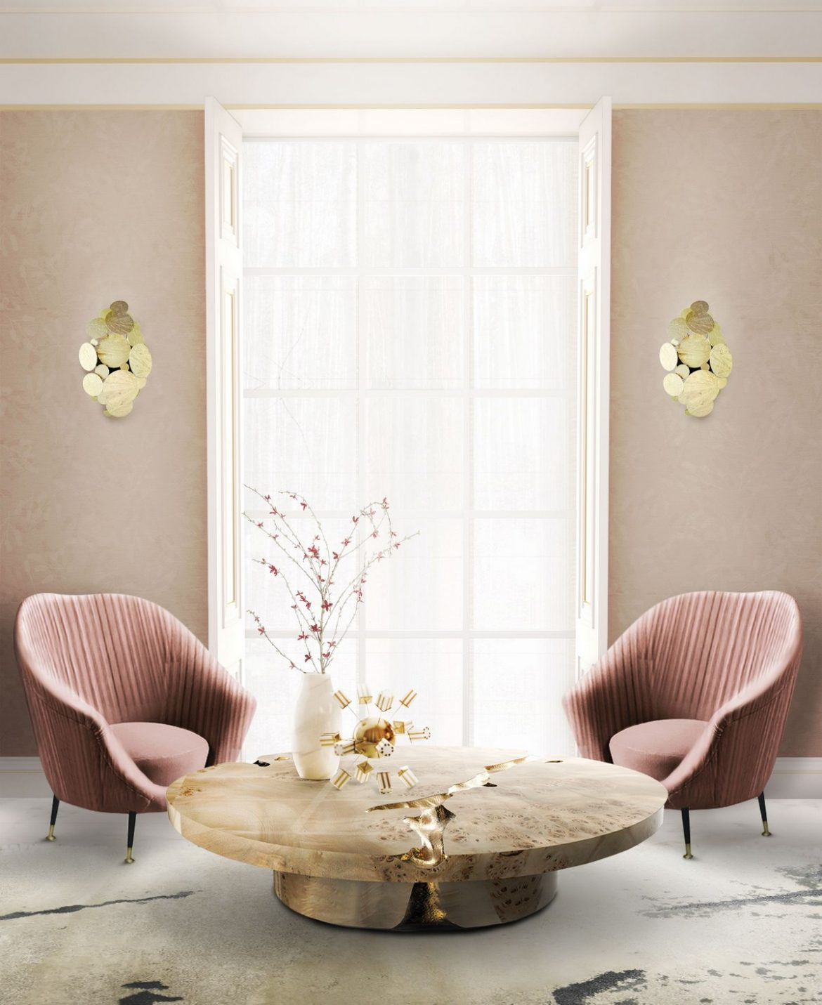 center tables The Most Exquisite Center Tables For Your Home Decor empire