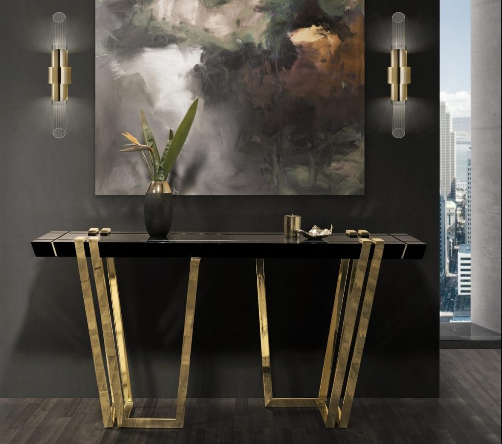 home decor Improve Your Home Decor With a Sophisticated Console In The Hallway 5 2 e1533287036747 1024x905