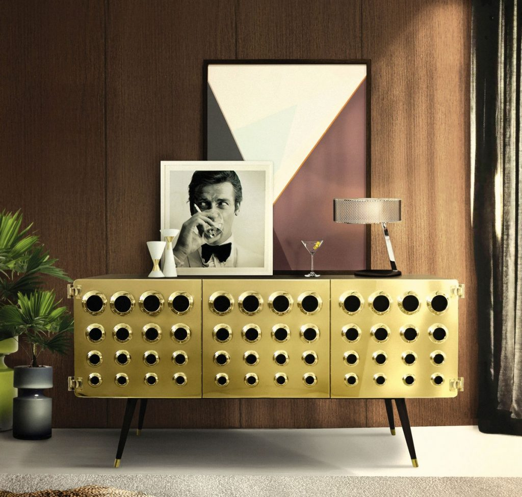 sideboards Mid Century Decor Ideas: Top 5 Sideboards That You Will Love! monocles e1533136937839 1024x976