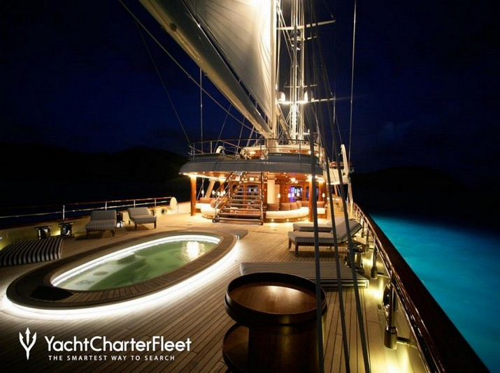 5 Superyachts You'll Fall in Love With 5 Superyachts Youll Fall in Love With 4