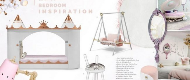 Bedroom Decor for Children – Get the Princess Look Bedroom Decor for Children Get the Princess Look 1 650x275