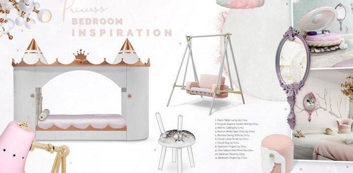 Bedroom Decor for Children – Get the Princess Look Bedroom Decor for Children Get the Princess Look 1 715x350